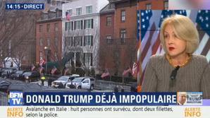 Investiture de Trump: BFMTV vire une invitée de son plateau après des «propos inacceptables»