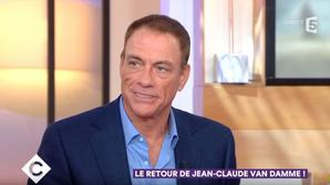 L'interview (déjà) culte de Jean-Claude Vandamme dans C à Vous