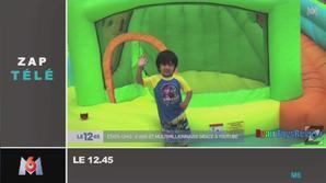Zapping TV : À 6 ans, Ryan gagne 11 millions de dollars en une année sur YouTube