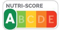 Le logo Nutri-Score comporte 5 notes possibles de A «bon» à E «à limiter».