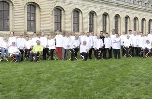 Top Chef fête sa 100e à Chantilly