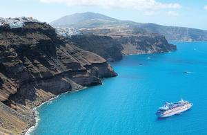 NOUVEAU JEU-CONCOURS: gagnez une croisière en Grèce pour 2 personnes!