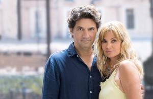 Ingrid Chauvin et Bruno Madinier: «On se comprend en un regard»