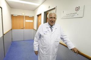 Le professeur Alain Deloche