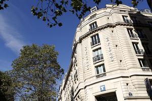 L'IMMEUBLE DU FIGARO, A PARIS