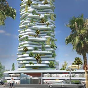 Oxygen Eco-tower