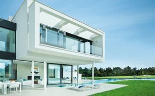 Des maisons design sur un des plus beaux golfs d'Espagne