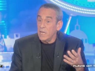 Salut les Terriens! :Thierry Ardisson révèle le nom du violeur de Flavie Flament