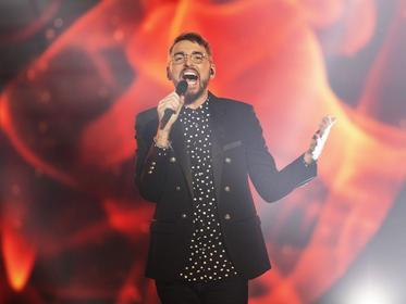 Christophe Willem (Destination Eurovision): «Le parcours d'Amir est un bel exemple»