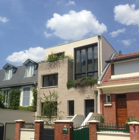 Rehausser sa maison simple a noter entrait rehauss et for Rehausser toiture