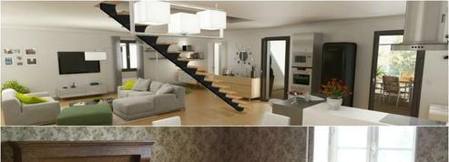 Avant/après: la formidable transformation d'une maison vieillotte
