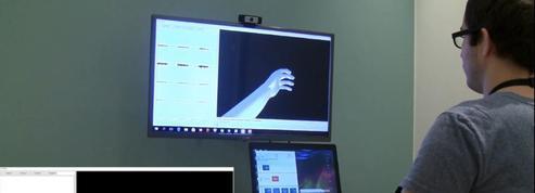 Amputés: la réalité virtuelle pour combattre les douleurs fantômes