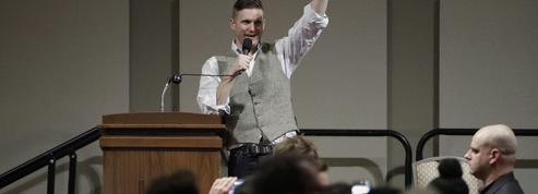 Après son «Heil Trump!», le suprémaciste blanc Richard Spencer embrase une fac texane