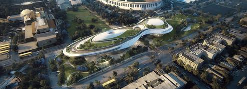 Voici à quoi ressemblera le musée du créateur de Star Wars