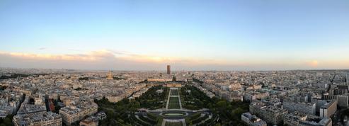Voici comment Paris s'est construite et a repoussé ses limites