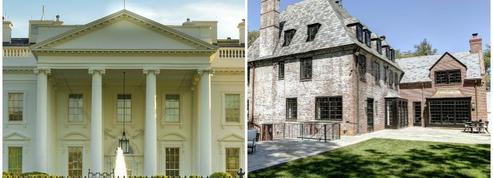 Déménagement: le manoir gris fera-t-il oublier la Maison-Blanche à Obama ?
