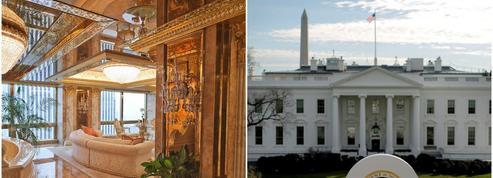 La Maison-Blanche sera-t-elle assez luxueuse pour Donald Trump ?