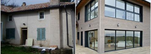 Avant/après: la rénovation audacieuse d'une fermette du XIXe siècle