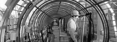 Il y a 40 ans... l'inauguration du Centre Pompidou, après bien des remous