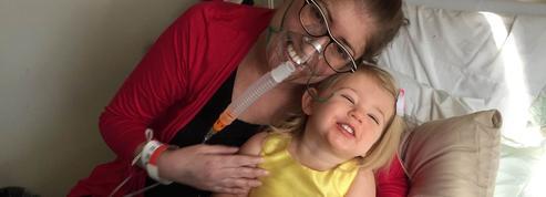 Greffe : toujours en vie après six jours passés sans ses deux poumons