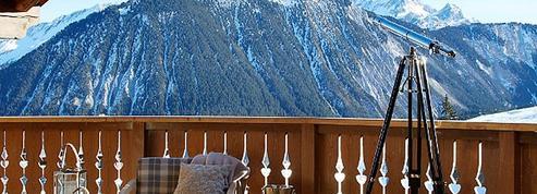À la montagne, certains appartements de luxe se louent jusqu'à 60 000 € la semaine
