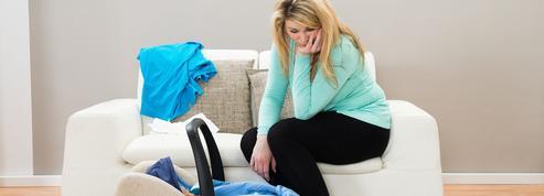 Un lien entre accouchement accéléré et dépression ?