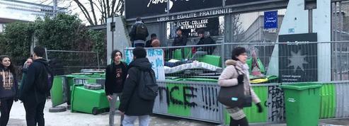 Affaire Théo : une dizaine de lycées bloqués en région parisienne