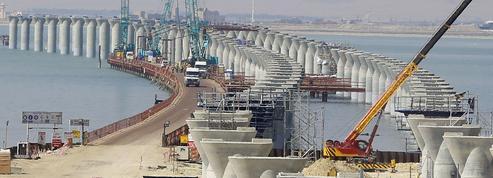 Le Koweït s'offre l'un des plus longs ponts du monde