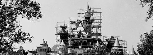 Il y a 63 ans... le lancement du chantier de Disneyland