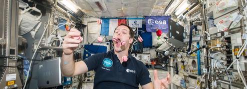 Quand Thomas Pesquet discute depuis l'espace avec 230.000 collégiens