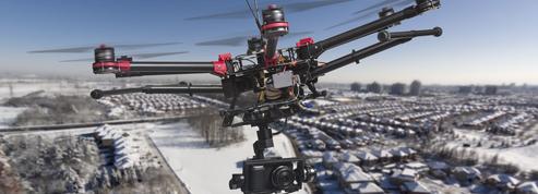 Comment les drones aident à améliorer les passoires thermiques