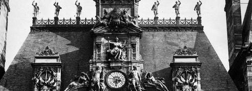 Il y a 138 ans... Paris rénovait l'horloge de l'Hôtel de ville