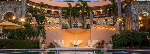 Cette luxueuse propriété de Palm Beach où Trump reçoit les dirigeants étrangers