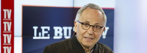 Fabrice Luchini: «Nagui doit accepter son vieillissement»