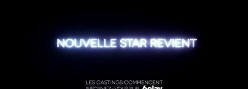 M6 officialise le retour de Nouvelle Star