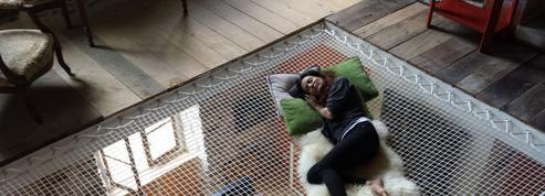 Des trampolines à tout faire dans la maison