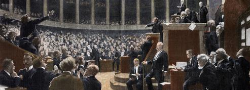 Il y a 107 ans... l'Assemblée Nationale voulait s'agrandir