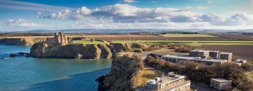 Cette incroyable base navale écossaise pourrait devenir une villa de luxe