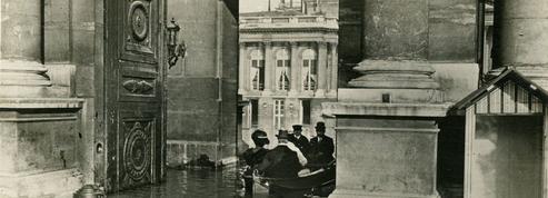 Il y a 107 ans... l'Assemblée Nationale était submergée par la Seine