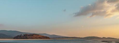 Une île galloise au frais à louer pour 570 euros par mois