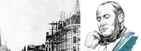 Cinq choses à retenir sur le baron Haussmann, inventeur du Paris actuel