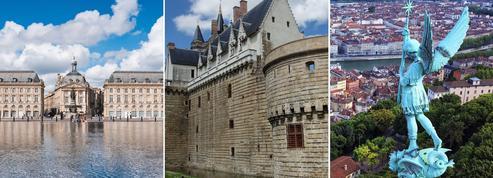 Les villes préférées des cadres parisiens passées au crible