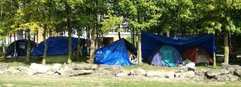 Reims : une université fermée après l'installation d'un camp de migrants