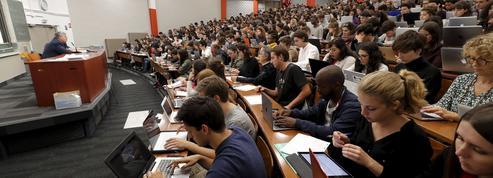 À Tolbiac, l'impossible équation du surcroît d'étudiants