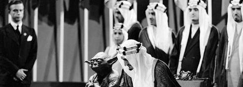 Yoda se glisse dans un manuel scolaire saoudien