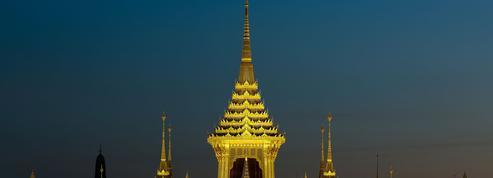 Thaïlande: un palais funéraire à 30 millions pour la crémation du roi