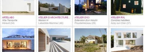 Votez pour la maison d'architecte qui vous plaît