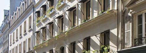 À Paris, un immeuble de bureaux reconverti en hôtel de luxe