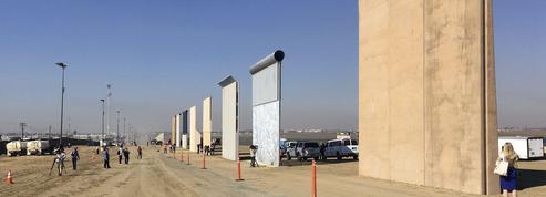 Mur Trump: les sociétés prêtes à le construire veulent être protégées