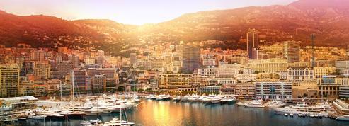 À Monaco, l'immobilier pèse plus que la finance